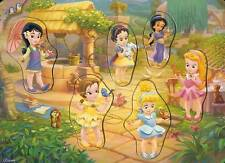BN WOODEN DISNEY PUZZLE-GR8  GIFT IDEA