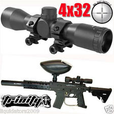 Us army alpha black elite scope accessories, Tippmann Paintball Parts.