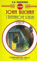 I trentanove scalini - Buchan - Newton - compagnia del giallo 1993