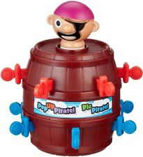 Mini Pop-up Pirate Skill Game by Tomy Toys, Fine Motor Concentration Travel 4+