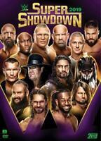 WWE: Super Showdown 2019 DVD BRAND NEW FAST SHIPPING