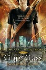The Mortal Instruments: City of Glass 3 by Cassandra Clare (2009, Hardcover)