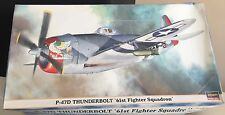 Hasegawa P-47D Thunderbolt 61st Figther Squadron Model Kit Ref 09519 Escala1:48