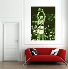 Larry Bird Giant Wall Art New Poster Print Picture