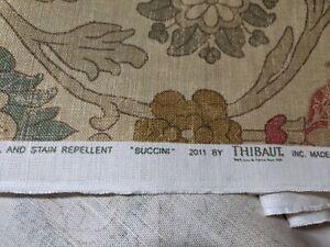 Thibaut Buccini Gold Fabric 5 Yards