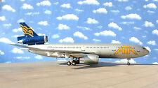 INFLIGHT 200 McDonnell Douglas DC-10-30 ATA (N701TZ) Diecast Model, Scale 1.200