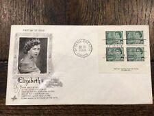 Stamps Canada 🇨🇦Fdc 1971 , 7C Block, Sc #543, Artcraft