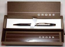 Cross Century II Medalist Ball Pen Chrome G/P Trim New in Box Product