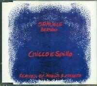 Samuele Bersani - Chicco & Spillo Remixes Molella Fargetta 3 Tracks Cd Perfetto