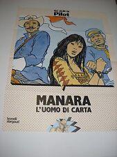 POSTER / MANIFESTO GLI ALBI DI PILOT N. 1 MILO MANARA Bonelli Dargaud LOCANDINA!