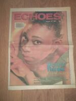 ECHOES MAGAZINE JANUARY 26TH 1991.... NORTHERN SOUL, FUNK, REGGAE AND MOTOWN