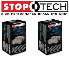 Stoptech Front & Rear Street Brake Pads Set Kit for Subaru Forester Legacy