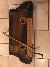 Vintage Musical Instrument - Tremoloa Zither Hawaiian Slide
