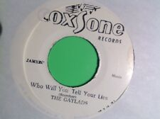 Coxsone Who Will You Tell Your Lis-The Gaylads