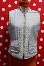 LINEAEMME by MAX MARA sz 46 us 10 vest jacket padded women