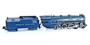 Vintage American Flyer NYNH & H 4 6 2 Pacific Locomotive with Tender in Box PW