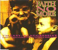 Maxi CD - Faith No More - I'm Easy / Be Aggressive - #A2038