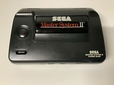SEGA Master System 2 Console Only Tested Working Alex the Kidd - Read Descrption
