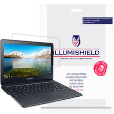 2x iLLumiShield Ultra Clear Screen Protector Cover for Samsung Chromebook 3 11.6