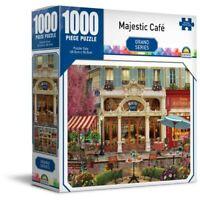 1000 Piece Jigsaw Puzzles, Majestic Cafe