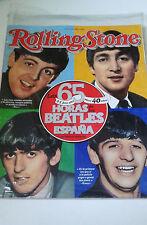 """REVISTA """"ROLLING STONES NUMERO 69"""" LAS 65 HORAS DE LOS BEATLES EN ESPAÑA"""