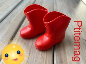 Bottes rouge Poupée famosa