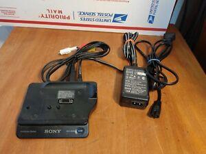 Sony DCRA-C181 Handycam Station Dock USB Cradle For HDR-SR8 HDR-SR7 HDR-SR5 1.J1
