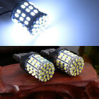 2x T20 7440 7443 64 SMD White 6000K Reverse Brake Tail LED Bulb Light Lamp 12V