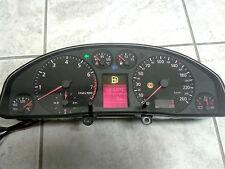 Audi a4 b5 Kombi Instrument Compteur De Vitesse 98-99 Essence 8d0919880n FIS Nouveau 0 HM Login Code