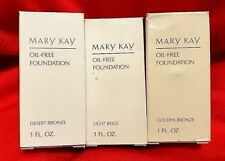 Mary Kay OIL FREE FOUNDATION, Choose Your Color, Full Size, New in Box