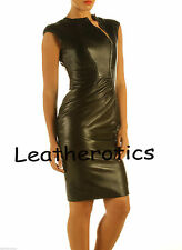 Leather Other Formal Coats & Jackets for Women