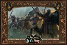 A Song of Ice & Fire:Tabletop Miniatures Game: Bolton Cutthroats Unit Box SIF501