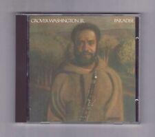 (CD) GROVER WASHINGTON JR. - Paradise / West Germany Target CD