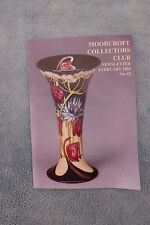 Moorcroft Collector's Club Newsletter, No.62, February 2010