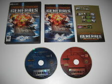 Command & CONQUER GENERALS-ZERO HOUR PC CD ROM C&C add-on pacchetto di espansione