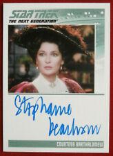 Star Trek The Next Generation - Stephanie Beacham - Countess Barthalomew