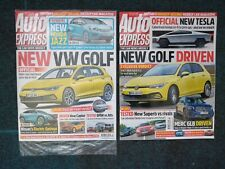 AUTO EXPRESS magazine issues 1599 and 1693 30  November/December 2019