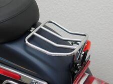 7859 Portapacchi da parafango cromato Harley Davidson Fat Boy 2007 in poi