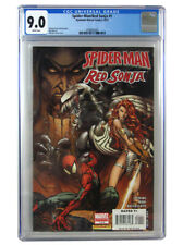 Spider-Man Red Sonja #1 CGC Graded 9.0 Michael Turner Marvel Mike Oeming 2007