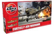 """Airfix 1/48 CURTISS P-40B Tomahawk """"FLYING SHARK' # A05130/*"""
