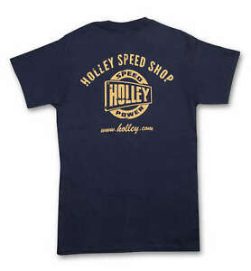 Holley 10132-XXXLHOL Holley Speed Shop Pocket T-Shirt