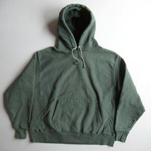 Champion Athletic Reverse Weave Hooded Sweatshirt Men's Heavyweight Blank