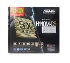 ASUS H110M-CS 6th Generation LGA1151 DDR4 Micro-ATX Desktop Motherboard