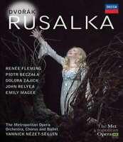 Metropolitan Opéra Orchestra Dolora Zajick Renée Fleming Blu-Ray