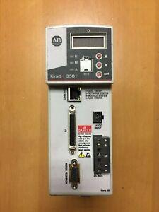 Allen-Bradley 2097-V32PR0-LM / Kinetix 350 Servo Drive Unit /For Parts Or Repair