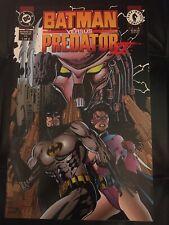 Batman Versus Predator 2 # 1 Of 4 Comic