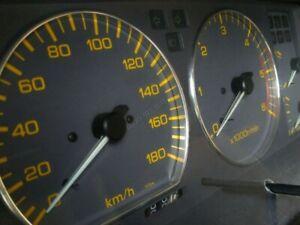 For Nissan Patrol Gr Y60 89-97  Aluminium Polished Chrome Dial Rings Set New x2
