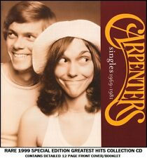 The Carpenters - The Very Best Greatest Hits Collection RARE 1999 CD 70's Pop