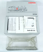 Märklin LEERKARTON 37131 Tender Dampflok SBB Eb 3/5 5818 DIGITAL OVP 37136 H0 #
