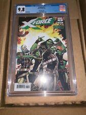 X-Force  (Volume 5) #3 CGC 9.8 Skrulls variant free shipping